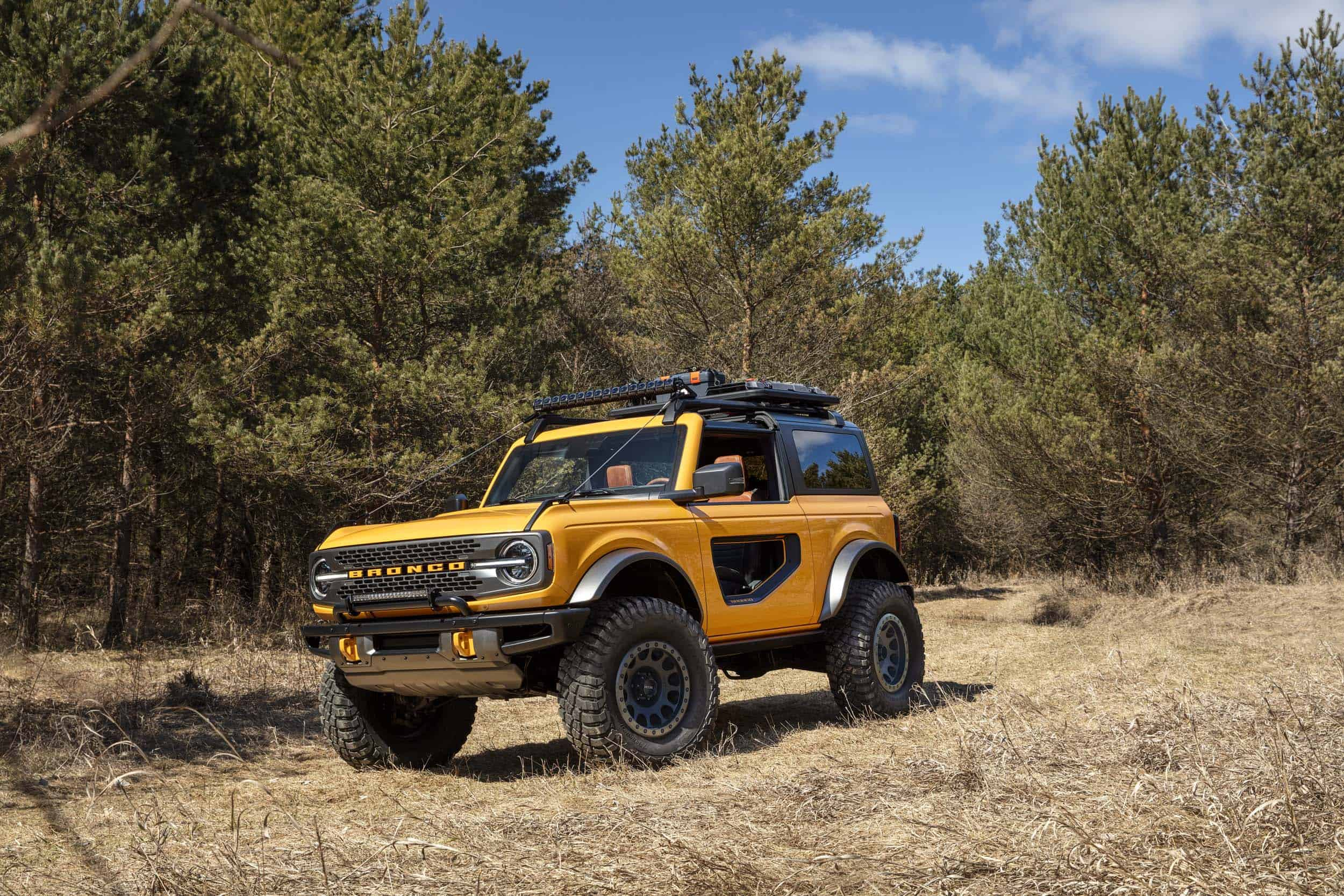 Is the new Bronco better than the Wrangler
